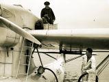Hydroplane Being Refueled, 1936