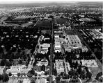 Aerial view, Franklin Ave.