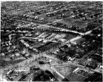 Aerial view, Meadow St.