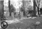 [Floyd-Jones Cemetery, December 1958]