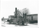 Republican Club Fire 1984