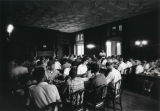 [Dining Room. Stevenson Taylor Hall. Webb Institute of Naval Architecture. ]