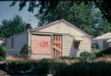 Abandoned Love Canal Ring 1 homes prior to demolition in June 1982