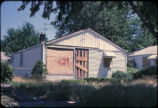 Abandoned Love Canal 99th St., Ring 1 home prior to demolition