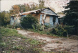 Abandoned and partially demolished home of Lois Gibbs