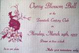 Cherry Blossom Ball at the TCC
