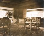 Martin House veranda