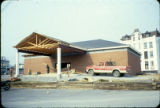 Baldwinsville Village Construction of Key Bank 1970s