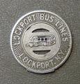 Lockport Bus Token