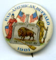 In-DUST-ry pin, Pan-American Exposition