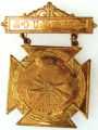 NYS Firemens Convention Medal