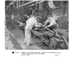 Assembly line at Ford's Rouge Plant. Through the use of sub-metering, Ford can accurately measure...