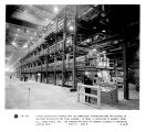 A huge galvanizing furnace that was completely factory-bricked and shipped in sections convenient...