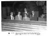 Annual visit of Public Service of New Jersey Cadet Engineers to the Turbine Building, 273, October...