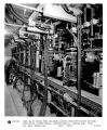 Rear view of control panel for General Electric transistor-tirastat sectional drive for No. 9...