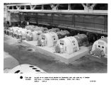 30,000 hp of stand drive motors on Tennessee Coal and Iron no. 4 tandem cold mill - 6 stand,...
