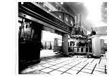 42-foot vertical boring mill, which machines huge hydro-generators frames and bearings bracket...