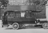 Gasoline-electric Bus, 5th Avenue, New York City, 1905