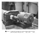 D.C. motor drive, type CD405, 60 HP, for paper off-machine coater drive section; Blandin Paper...