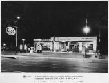 Automobile service station, Scotia, NY