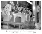 GE Kinematic motor of helper drive system at International Paper Corp. plant at Ticonderoga, NY. ...