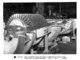 800 HP regenerative-cycle gas turbine in manufacture for Texas Gas Transmission Corp.  Gas Turbine...