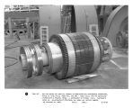 Exciter rotor for vertical hydraulic turbine-driven synchronous generators, rated ATI-W-20 poles,...