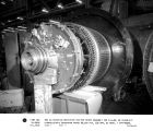 350 kW rotating rectifier exciter rotor assembly for PG&E. McCloud-Pit hydroelectric generator...