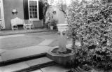 Ancrum house fountain