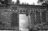 Naumkeag great wall entrance