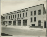 Albany, New York Businesses, Kimmey's Bakery, 263-265 Sheridan Ave, above Dove Street.