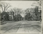 Residential Albany, New York, Clinton Avenue at Robin Street
