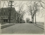 Residential Albany, New York, Elk Street and South Swan Street