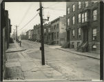 Residential Albany, New York, First Street at North Hawk Street