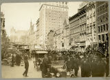 Albany, New York, Armistice Day Parade on State Street