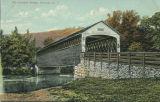 Old Wooden Bridge, Oneonta, NY