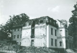 1946- Demolition of main building at Hartwick Seminary