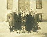 1927 - Hartwick Seminary faculty
