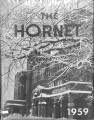 Honeoye Falls Central School - The Hornet 1959