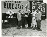 General Electric Employees Blue Jay Booster Night