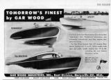 Tomorrow's finest by Gar Wood advertisement
