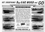 Buy Gar Wood and go 1940 advertisement