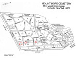 Range 1 Lots 1-280 of Mount Hope Cemetery