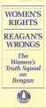 Women's Rights Reagan's Wrongs