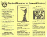 Feminist Resources on Energy & Ecology