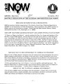 Do It NOW Newsletter