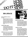 Do It NOW Newsletter Vol. 9 No. 2