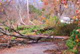 Tropical Storm Sandy, October 29, 2012