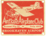 Antique Airplane Club: Annual Fly-In