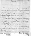 Letter from Charles Murray to George Clarke, 1818-08-27